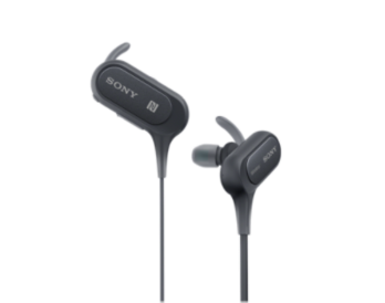 Sony XB50BS EXTRA BASS™ SPORTS BLUETOOTH® IN-EAR HEADPHONES MDRXB50BS/B