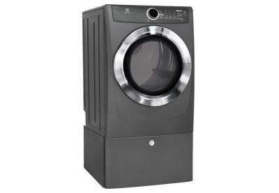 Electrolux Front Load Perfect Steam Gas Dryer with Instant Refresh and 8 cycles - 8.0 Cu. Ft. - EFMG517STT