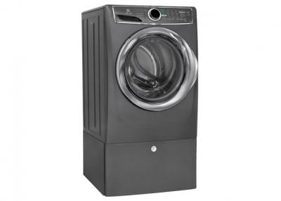 Electrolux Front Load Perfect Steam Washer with LuxCare Wash and SmartBoost - 4.4 Cu.Ft. - EFLS617STT