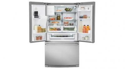 Electrolux Counter-Depth French Door Refrigerator with Wave-Touch Controls - EW23BC87SS