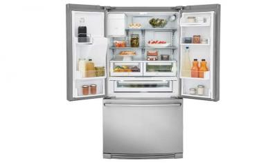 Electrolux Standard-Depth French Door Refrigerator with Wave-Touch Controls - EW28BS87SS