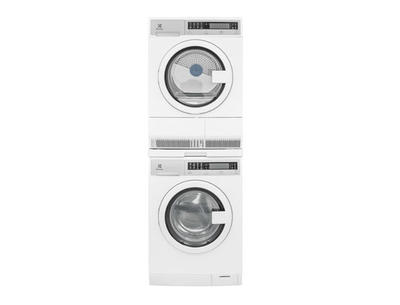 Electrolux Condensed Front Load Dryer with Capacitive Touch Controls - 4.0 Cu. Ft. - EFDC210TIW