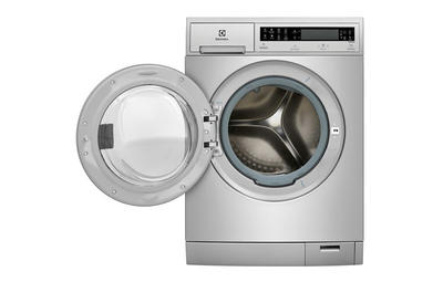 Electrolux Compact Washer with IQ-Touch Controls featuring Perfect Steam - 2.4 Cu. Ft. - EFLS210TIS
