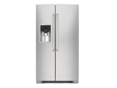 Electrolux 22.6 Cu.Ft. Counter Depth Side by Side Refrigerator EI23CS35KS
