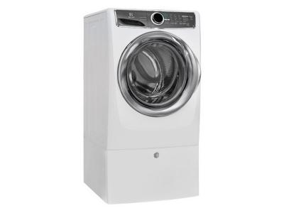 Electrolux Front Load Perfect Steam Washer with LuxCare Wash and SmartBoost - 4.4 Cu.Ft. - EFLS617SIW
