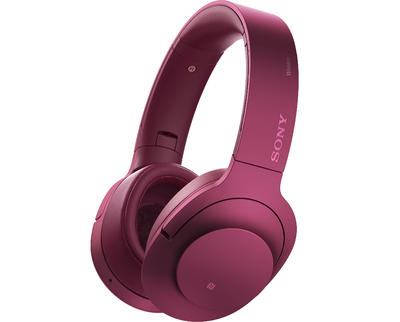 SONY h.ear ON WIRELESS NC - MDR100ABN/P