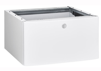 Electrolux Luxury-Glide Pedestal with Spacious Storage Drawer - EPWD157SIW