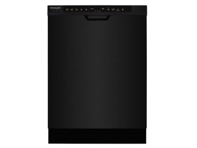 Frigidaire Gallery Dishwasher Black FGCD2444SB