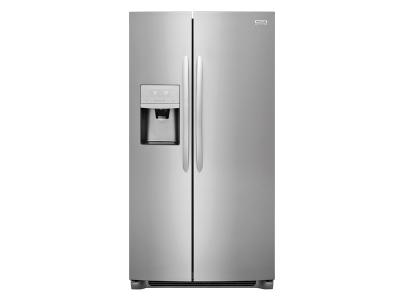 Frigidaire Gallery 22.2 Cu. Ft. Counter-Depth Side-by-Side Refrigerator - FGSC2335TF