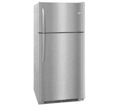 Frigidaire Gallery Custom-Flex 18.1 Cu. Ft. Top Freezer Refrigerator - FGTR1842TF