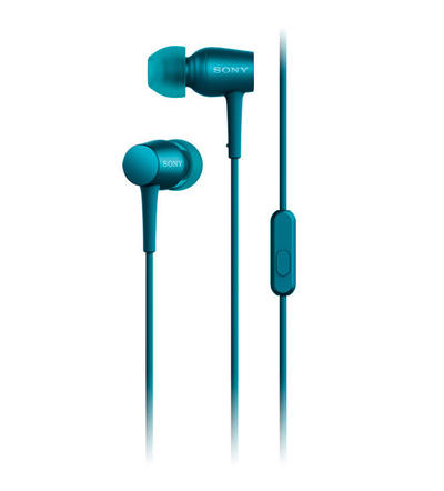 SONY In-Ear Mobile Phone Headphones with Mic MDREX750APR
