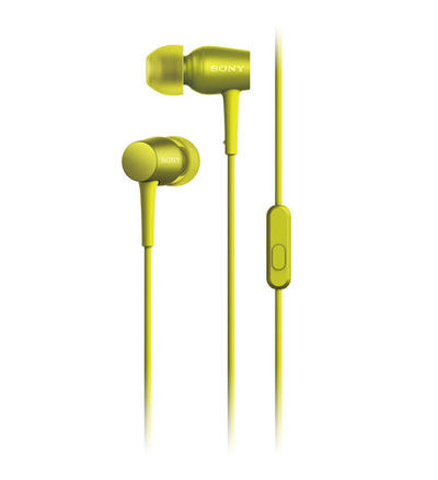 SONY In-Ear Mobile Phone Headphones with Mic MDREX750APP