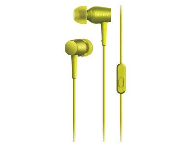 SONY In-Ear Mobile Phone Headphones with Mic MDREX750APY