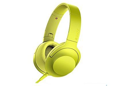 SONY H.EAR ON Headphone - MDR100AAP/Y