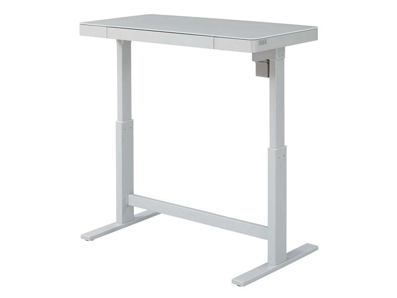Bell O Adjule Height Desk White Odp10444 48d908 Variodeskw