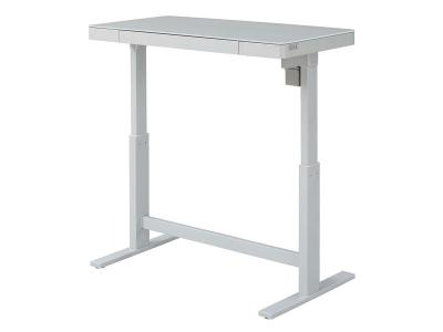 Bell'O Adjustable Height Desk, White ODP10444-48D908 VARIODESKW