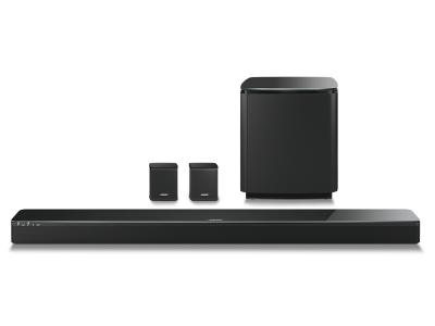 Bose SOUNDTOUCH 300 + ACOUSTIMASS 300 + VIRTUALLY INVISIBLE 300