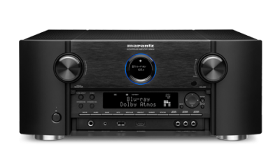 Marantz 11.2 Channel Full 4K Ultra HD AV Surround Receiver with HEOS Music Streaming Technology SR8012