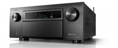 Denon Powerful 13.2 Channel 4K Home Theater AV Receiver - Black AVRX8500H