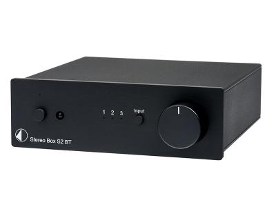 Project Audio High end integrated amplifier with Bluetooth input - Stereo Box S2 BT - PJ71658953