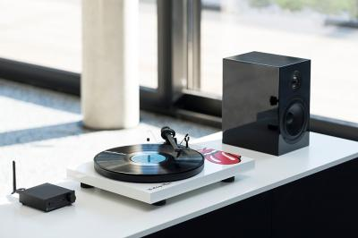 Project Audio Limited edition turntable - Rolling Stones Recordplayer - PJ82380560