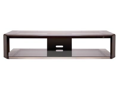 Bell'O Dark Espresso Wood Frame Audio/Video Furniture AVSC2176