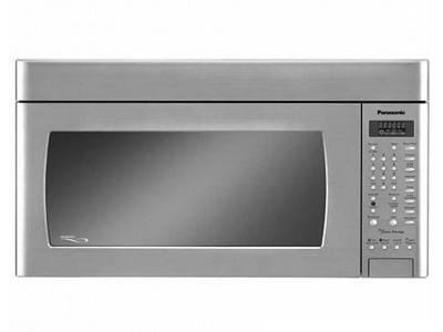 Panasonic Over The Range Microwave Nnp295sf
