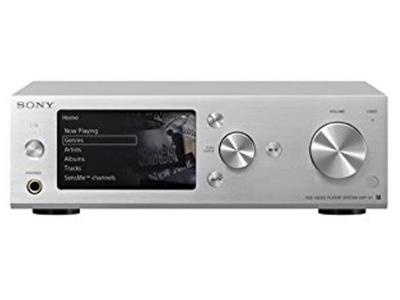 SONY HIGH-RESOLUTION AUDIO HDD PLAYER - HAPS1/S