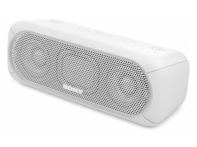 SONY PORTABLE WIRELESS BLUETOOTH SPEAKER - SRSXB30/WHT