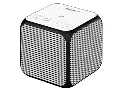SONY PORTABLE WIRELESS SPEAKER WITH BLUETOOTH - SRSX11/WHT