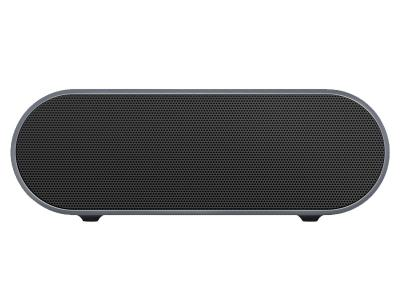SONY PORTABLE WIRELESS SPEAKER WITH BLUETOOTH - SRSX2/BLK