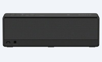 SONY PORTABLE WIRELESS SPEAKER WITH BLUETOOTH - SRSX33/BLK