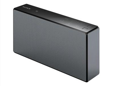 SONY PORTABLE WIRELESS SPEAKER WITH BLUETOOTH - SRSX55/BLK
