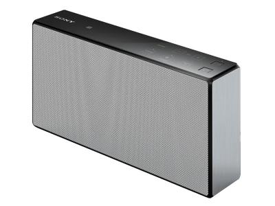 SONY PORTABLE WIRELESS SPEAKER WITH BLUETOOTH - SRSX55/WHT