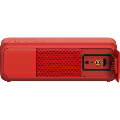 SONY PORTABLE WIRELESS SPEAKER WITH BLUETOOTH - SRSXB3/RED