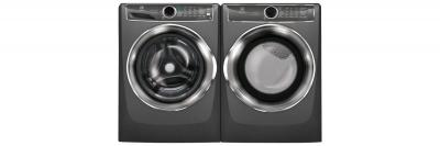 Electrolux Front Load Perfect Steam Washer with LuxCare Wash and SmartBoost - 5.1 Cu.Ft. IEC - EFLS627UTT