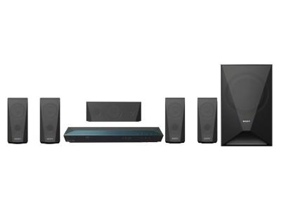 Sony 5.1-Ch. 3D Smart Blu-ray Home Theater System - Black BDVE3100/CA