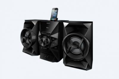 SONY High Power Home Audio System - MHCEC619IP