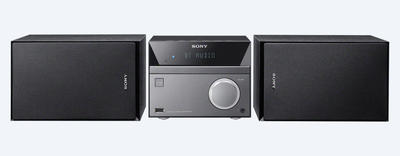 Sony HiFi System with Bluetooth CMTSBT40D