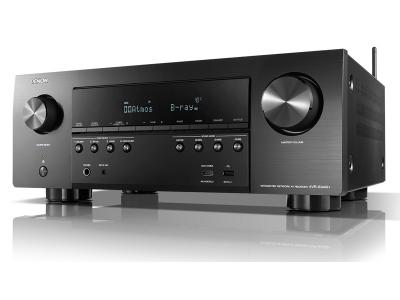 Denon 7.2 Ch. High-Power 4K AV Receiver with Amazon Alexa Voice Control-AVRS940H