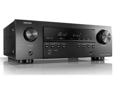 Denon 5.2 Ch. 4K Ultra HD AV Receiver with Bluetooth and Dolby Vision-AVRS540BT
