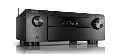 Denon 9.2 channel  DTS:X and Auro-3D built-in AV Receiver-AVRX4500H