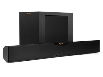 Klipsch Soundbar with Wireless Subwoofer R-10B
