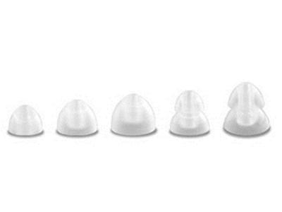 Klipsch Replacement ear tip large clear EARTIPL (Each)