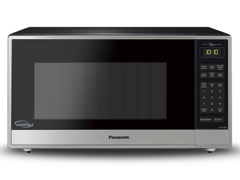 Panasonic Nnst765s Evolved Genius Microwave With Cyclonic