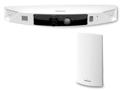 Panasonic HomeHawk Wireless Outdoor HD Camera - KX-HN7051