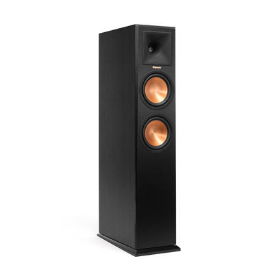 Klipsch Ebony Floorstanding Speaker RP260FB (Each)