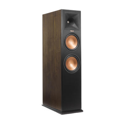 Klipsch Dolby Atmos® Enabled Floorstanding Speaker - Black RP-280FAB