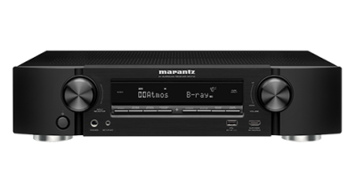 Marantz 7.2Ch 4k Ultra HD AV Receiver with HEOS  - NR1710