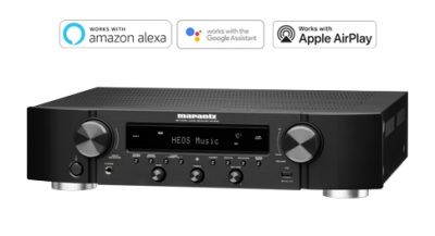 Marantz 2ch Slim Stereo Receiver with HEOS Built-in - NR1200